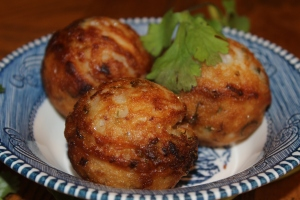Easy Fried Indian Appetizer